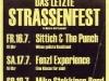 Bierwaage Strassenfest 1999 Plakat