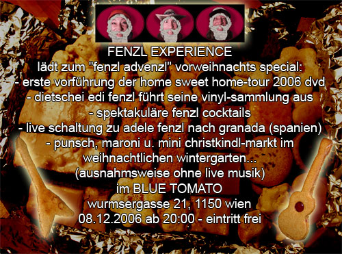 Fenzl Advenzl Flyer