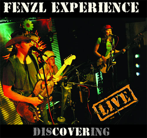 Fenzl Experience - Discovering - Cover Front