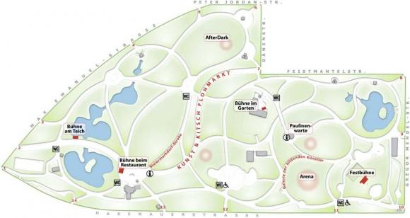 Montmartre Plan