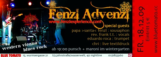 Fenzl Advenzl 09 Flyer