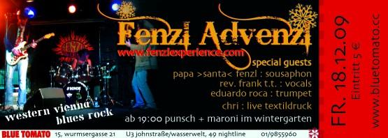 Fenzl Advenzl 09 Flyer